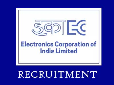Electronics Corporation of India Limited (ECIL) 64 Graduate Engineers Trainee Job Recruitment Notification 2019 - 2020 Details & Link