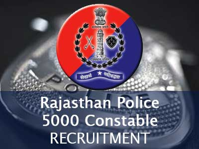Rajasthan Police Constable Recruitment Notification, Application & Details