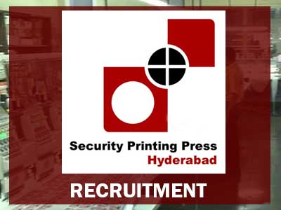 Security Printing Corporation (SPMCIL) 29 Jr. Technician Recruitment 2020, Latest Govt Job Notification