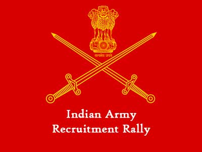 Indian Army Recruitment Rally Apply Online Link & Notification Details