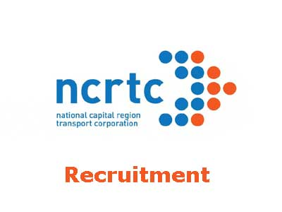National Capital Region Transport Corporation (NCRTC) 42 Junior Engineer & other Job Recruitment Notification and details 2019 - 2020