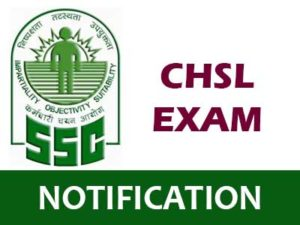 Staff Selection Commission Combined Higher Secondary Level eXAM nOTIFICATION & aPPLY lINK