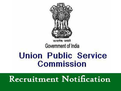 UPSC Enforcement Officers Job vacancy Recruitment Notification 2020 - Details, Application link
