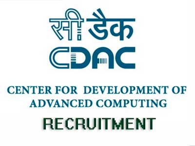 C-DAC (Centre for Development of Advanced Computing) Project Manager & Engineer recruitment notification 2020